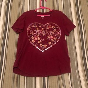 Girls Old Navy Graphic Tee